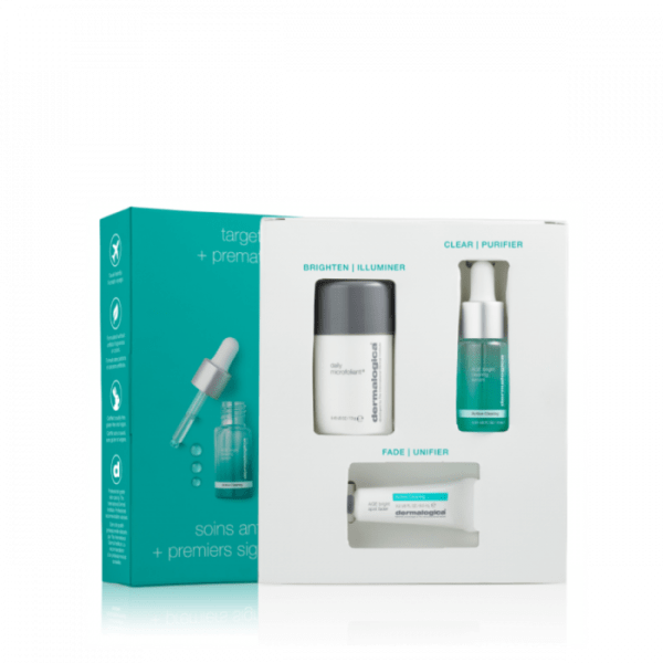 Dermalogica Clear + Brighten Skin Kit