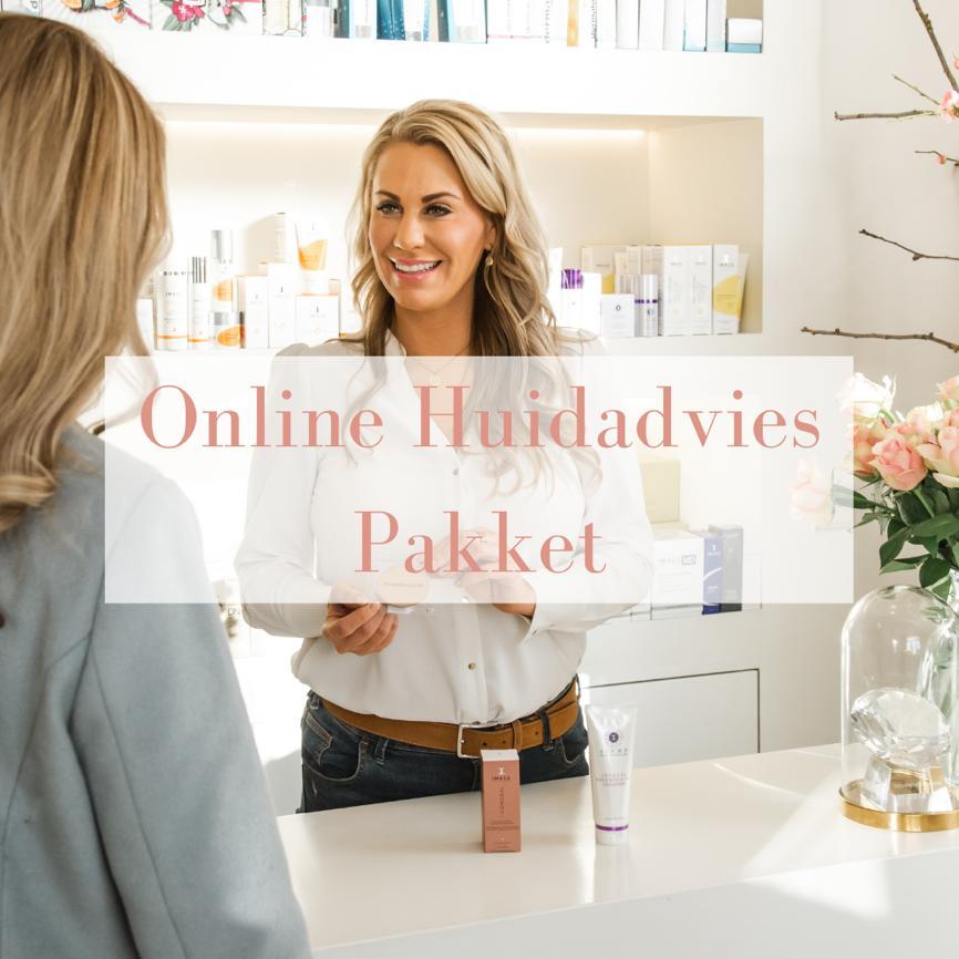 Online huidadvies pakket